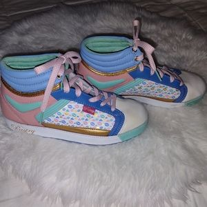 Rare Never Worn Pastry Boots